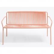 Pedrali - Tribeca 3666 Lounge Sofa Rosa