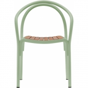 Chaise Soul Outdoor 3746 - Pedrali