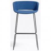 Pedrali - Babila 2747 Bar Stool upholstered