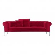 Zanotta - Barocco Sofa 3-Sitzer