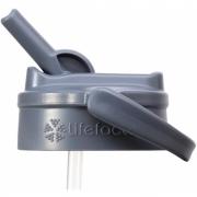 Lifefactory - Straw Cap Ersatz für Glasflaschen inkl. Trinkhalm