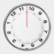 MoMA - Dial Clock Wanduhr