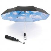 MoMA - Taschenregenschirm Sky