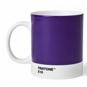 Pantone - Porzellan Becher Violet 519