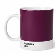 Pantone - Porzellan Becher Aubergine 229