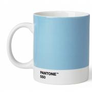 Pantone - Porzellan Becher Light Blue 550