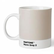 Pantone - Porcelain Mug Warm Gray 2