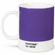 Pantone - Porzellan Becher Ultra Violet 18-3838