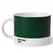 Pantone - Porcelain Tea Cup Dark Green 3435