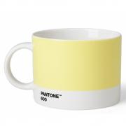 Pantone - Porzellan Teebecher Light Yellow 600