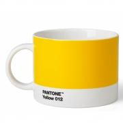 Pantone - Porzellan Teebecher Yellow 012