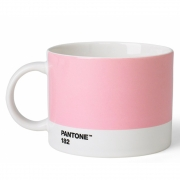 Pantone - Porzellan Teebecher Light Pink 182
