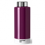 Pantone - Trinkflasche Edelstahl Aubergine 229