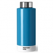 Pantone - Drinking Bottle Stainless Steel Blue 2150