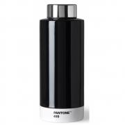 Pantone - Trinkflasche Edelstahl Black 419