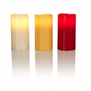 Klein & More - Real Wax LED Candle