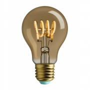 Plumen - Whirly Wanda LED Leuchtmittel Gold