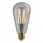 Plumen - Willis LED Leuchtmittel Transparent