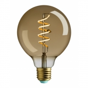 Plumen - Whirly Wyatt LED Leuchtmittel Gold