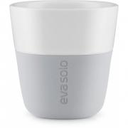 Eva Solo - Espresso-Becher (2 Stück) Marmor Grau