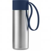 Eva Solo - To Go Cup Thermobecher 0.35 l Navy blau matt