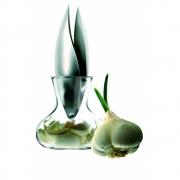 Eva Solo - Knoblauchpresse mit Glas