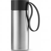 Eva Solo - To Go Cup Thermobecher 0,5 L Schwarz