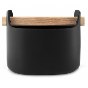 Eva Solo - Toolbox Dispenser H. 15 cm, Black
