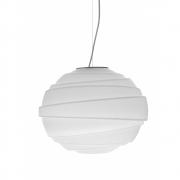 Lightyears - Atomheart Pendelleuchte aus Opalglas