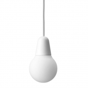 Fritz Hansen - Bulb Fiction pendant light