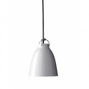Lightyears - Caravaggio brillant P0 Suspension Ø 11 cm | Blanc (câble Gris )