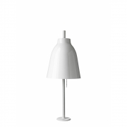 Fritz Hansen - Caravaggio glossy plug-in table lamp