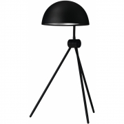 Fritz Hansen - Radon table lamp black