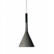 Foscarini - Aplomb Pendelleuchte LED Grau (LED)