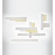 Foscarini - Fields 3 Parete Wall Lamp White