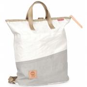 360 Grad - Ketsch Mini sac à dos Blanc / gris