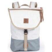 360 Grad - Landgang Mini sac à dos Blanc / gris