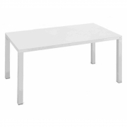 Fast - Easy Table 300 x 100 cm   White