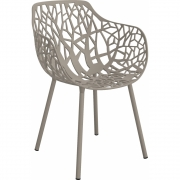 Fast - Forest Sessel Taupe