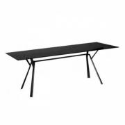 Fast - Radice Quadra Tisch 200 x 90 cm | Weiß