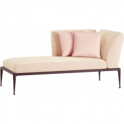 Fast - New Joint Chaiselongue mit Armlehne rechts