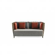 Ethimo - Swing 2-Sitzer Sofa
