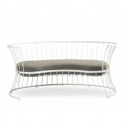 Ethimo - Clessidra 2-Sitzer Sofa