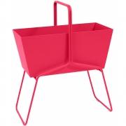 Fermob - Basket Blumenkasten Hoch | Rose Praline