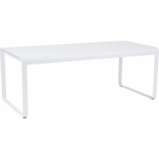 Fermob - Bellevie Table Blanc Coton