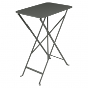 Fermob - Bistro Table pliable 57x37 cm | Romarin