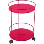 Fermob - Guinguette Rollcontainer Rose Praline