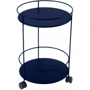 Fermob - Guinguette Wheeled Side Table