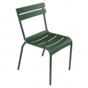Fermob - Luxembourg Stuhl Zederngrün