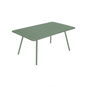Fermob - Luxembourg Table 165x100 cm | Cactus